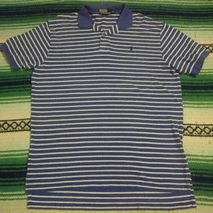 Polo by Ralph Lauren XL Striped Polo!